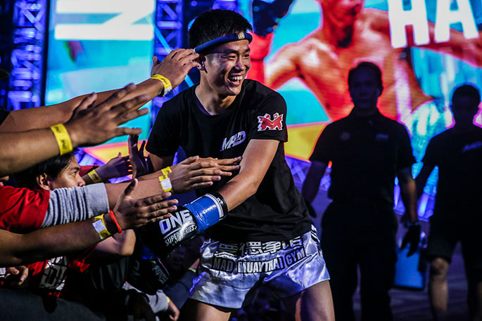 Newsie - MMA fighter sacrifices plans for chance at gold - The