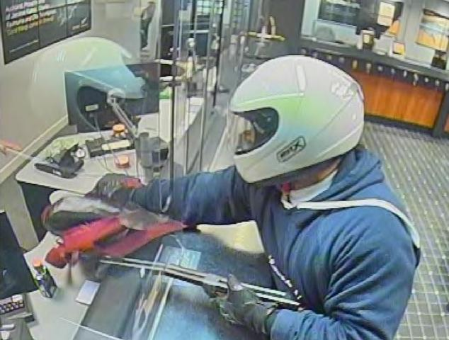 Newsie - Police appeal for information on ASB bank robbery
