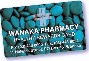 Click for Wanaka Pharmacy.  Open until 7pm tnight